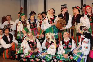 Polish Dancing Group